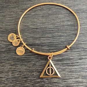 Alex and Ani Harry Potter Deathly Hallows Bangle